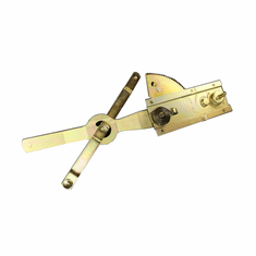 ( S-E218 ) Left Side Window Regulator for all 25 and 5 Ton Military Series Trucks by Newstar