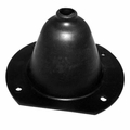 Shifter Boot, fits 1967-75 Jeep CJ with T14A 3 Speed Transmission