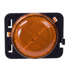 LH Side Marker Light Amber, 07-17 Jeep Wrangler by Omix-ADA
