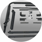 Rugged Ridge Soft Top Hardware