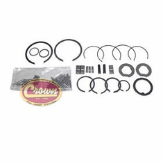 ( SR4-50-MK ) Master Overhaul Small Parts Kit, 1980-81 Jeep CJ with SR4 4 Speed Transmission By Crown Automotive
