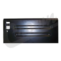 ( 55176340AG ) Steel Tailgate for 1997-02 Jeep Wrangler TJ By Crown Automotive