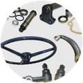 Jeep Willys Steering Parts
