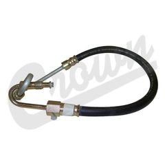 ( 52038014 ) Power Steering Pressure Hose for 1991-95 Jeep Wrangler YJ with 2.5L 4 Cylinder Engine by Crown Automotive