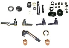 ( STK-1 ) Steering Rebuild Kit, Fits CJ3A, CJ3B and early CJ5 with 4 cyl. Engine by Preferred Vendor