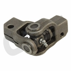 ( J0990192 ) Lower Steering Shaft Yoke Assembly w/ U-Joint, fits 1972-1975 Jeep CJ5 and CJ6 Models by Crown Automotive