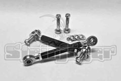 "Steinjager Rear Sway Bar End Links, 4"" Lift, fits 1997-2006 Jeep Wrangler TJ"