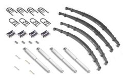 Suspension Master Rebuilders Kit, Jeep M38A1 1952-1957 Domestic and 1958-1971 Export