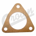 ( 639650 ) Thermostat Water Outlet Housing Gasket for L-134 Engine, fits 1941-1952 Willys Jeep by Crown Automotive