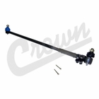 ( J5356105 ) Steering Drag Link Assembly, 1972-1983 Jeep CJ, C104 Commando Models By Crown Automotive