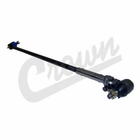 ( 8134350K ) Tie Rod Assembly, 1982-1986 Jeep CJ7, CJ8 Models, Includes Tube & 2 Ends� Pitman Arm To Knuckle By Crown Automotive