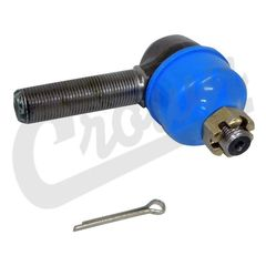 Left Hand Thread Tie Rod End, 1967-1986 Jeep CJ, C101, C104 Commando, Passenger Side