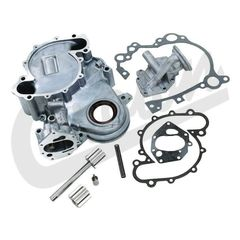 Timing Cover Kit for 1971-1991 AMC Jeep V8 Engines 304, 360 or 401