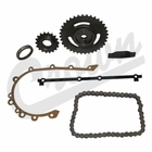 ( 33002977K ) Timing Kit for 1987-1993 Jeep Wrangler, Cherokee XJ with 4.0L Engine by Crown Automotive
