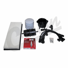 ( TK15 ) Tune-Up Kit for 1994-95 Jeep Wrangler YJ with 2.5L 4 Cylinder Engine By Crown Automotive