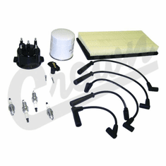 ( TK22 ) Tune-Up Kit for 1999-00 Jeep Cherokee XJ with 2.5L 4 Cylinder Engine By Crown Automotive