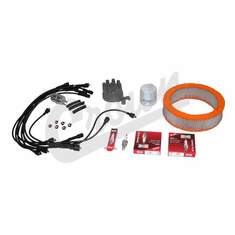 ( TK31 ) Tune Up Kit for 1983-86 Jeep SJ and J-Series with 5.9L V8 Engine By Crown Automotive