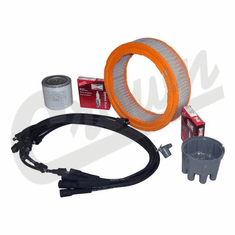 ( TK33 ) Tune Up Kit for 1987-90 Jeep SJ and J-Series with 5.9L V8 Engine By Crown Automotive