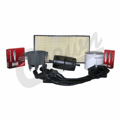 ( TK6 ) Tune-Up Kit for 1991-93 Jeep Cherokee XJ with 4.0L 6 Cylinder Engine By Crown Automotive