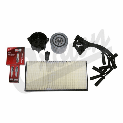 ( TK8 ) Tune-Up Kit for 1997-98 Jeep Cherokee XJ with 4.0L 6 Cylinder Engine By Crown Automotive