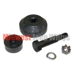 Transfer Case Mount Kit, fits 1941-71 Jeep & Willys with Dana Spicer 18 Transfer Case