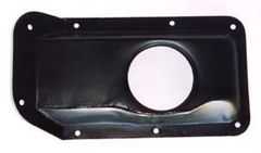 Transmission FLoor Access Cover, Center, 1952-1971 M38A1, 1955-1971 CJ5, 1955-1971 CJ6