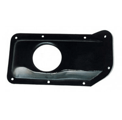 ( 688966 ) Transmission FLoor Access Cover, Center, 1952-1971 M38A1, 1955-1971 CJ5, 1955-1971 CJ6 by Omix-Ada