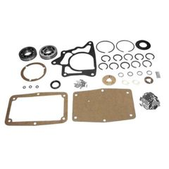 ( T14BSG ) Transmission Installation Kit, fits 1967-1975 Jeep CJ with T14A 3 Speed Transmission by Crown Automotive