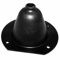 Transmission Shifter Boot for 1966-1979 Jeep CJ Models, T14, T15, T18 and T150 Transmissions