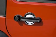 Door Handle Recess Guards, Chrome, 07-17 Jeep Wrangler by Rugged Ridge