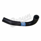 ( 52003789 ) Upper Radiator Hose for 1987-00 Jeep Cherokee XJ with 2.5L 4 Cylinder Engine & without A/C by Crown Automotive