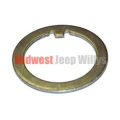 Spindle Flat Style Washer, fits 1941-1986 Dana 23-2, 25, 27, 30 Axles