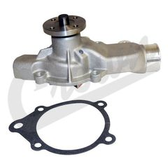 Water Pump, fits 1991-2002 Jeep Wrangler, Cherokee & Grand Cherokee, 2.5L and 4.0L Engines