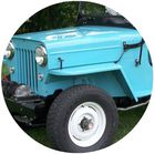 Jeep Willys Brake Parts for CJ3B, CJ5, CJ6, M38A1