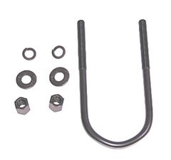 Willys Jeep Spring U-Bolts