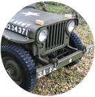 Willys Military M38 1950-1952