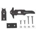 Interior Windshield Latch fits Left or Right Side of Windshield on 1941-1964 Willys MB, Ford GPW, CJ2A, CJ3A, and CJ3B