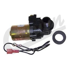 Windshield Washer Pump for 1972-1990 Jeep CJ5, CJ7, CJ8. Cherokee XJ