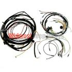 ( 643261 ) Wiring Harness Kit, Horn on Fender, no Turn Signals, Fits Late 1946-1949 Jeep CJ2A  by Omix-Ada