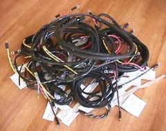 Wiring harness kit MB-GPW