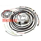 ( 809464 ) Complete Cloth Covered Wiring Harness Kit for 1953-1956 Willys Jeep CJ3B Models by Omix-Ada