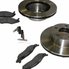 Jeep Brake Parts for 1987-1995 Wrangler YJ
