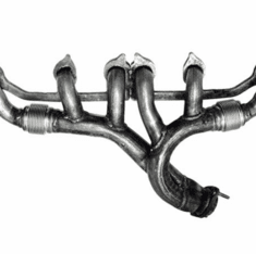 Wrangler YJ Exhaust Parts