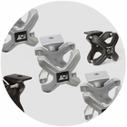X-Clamp Light Mounts