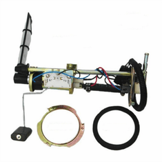 ( YJSU-1P ) Gas Tank Sending Unit and Pump for 1987-1990 Jeep Wrangler YJ, fits 15 gallon tank, with fuel injection and includes fuel pump by MTS