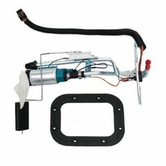 ( YJSU-20F ) Gas Tank Sending Unit and Pump for 1987-1995 Jeep Wrangler YJ, 20 gallon tank, with fuel injection, includes fuel pump by MTS