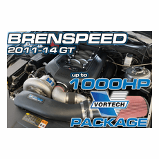 2011-14 Mustang GT Brenspeed Upgradeable Supercharger Kit up to 1000HP