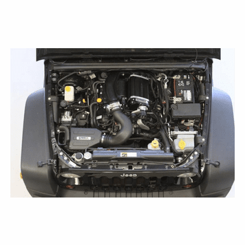 2012-16 Jeep JK 3 6L Sprintex Stage 2 Supercharger Kit