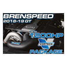 2018-20 Mustang GT Brenspeed Vortech Supercharger Kit up to 1200HP