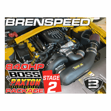 Mustang Performance Parts & Upgrades by Brenspeed